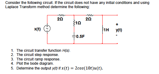 Consider the following circuit, if the circuit doe