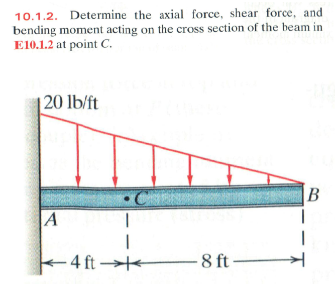 how to solve area of crosshead beam