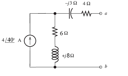 solved  find the norton equivalent of circuit below with r
