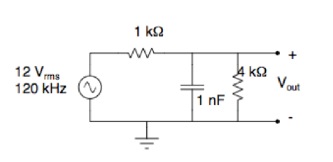 Find the output voltage.
