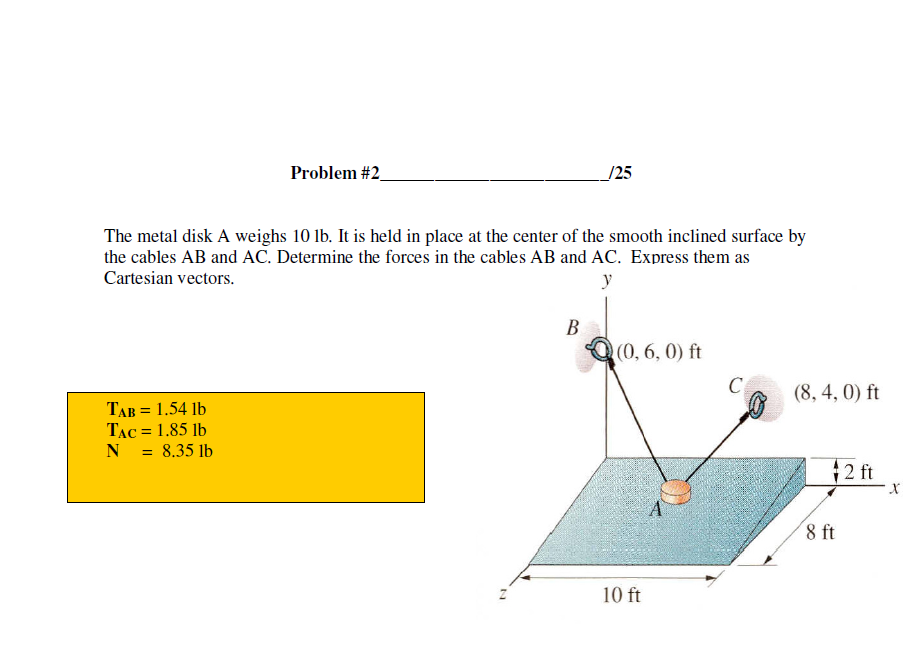 The answers to this practice problem are in the or