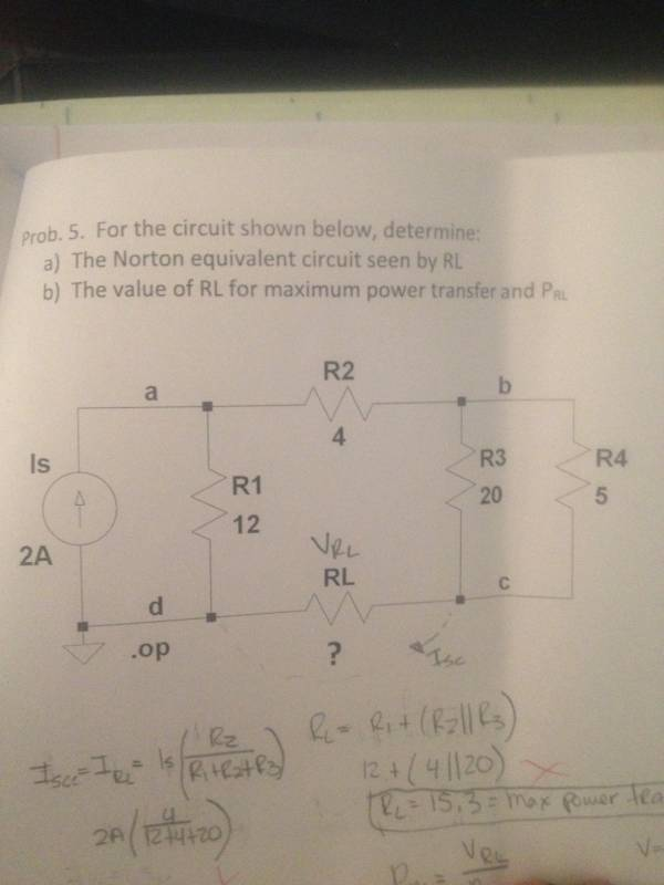 i have uploaded circuits problems....this was exam