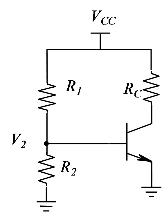 The following circuit diagram applies to this prob