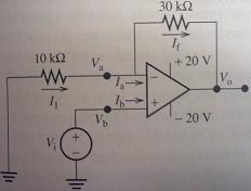 Consider the circuit shown. Find the following: (a