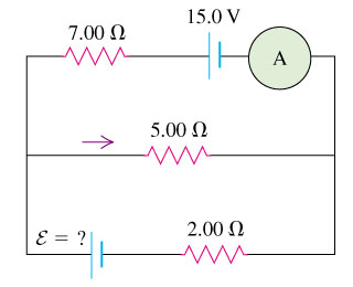 In the circuit shown in the figure (Figure 1) , cu
