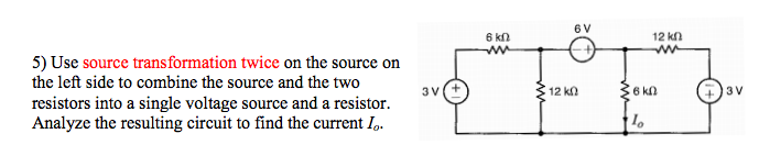 Use source transformation twice on the source on t
