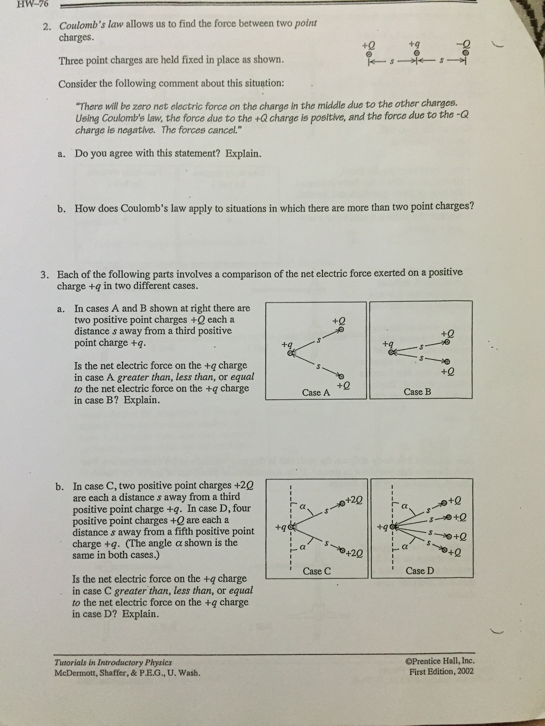 Physics high school homework help