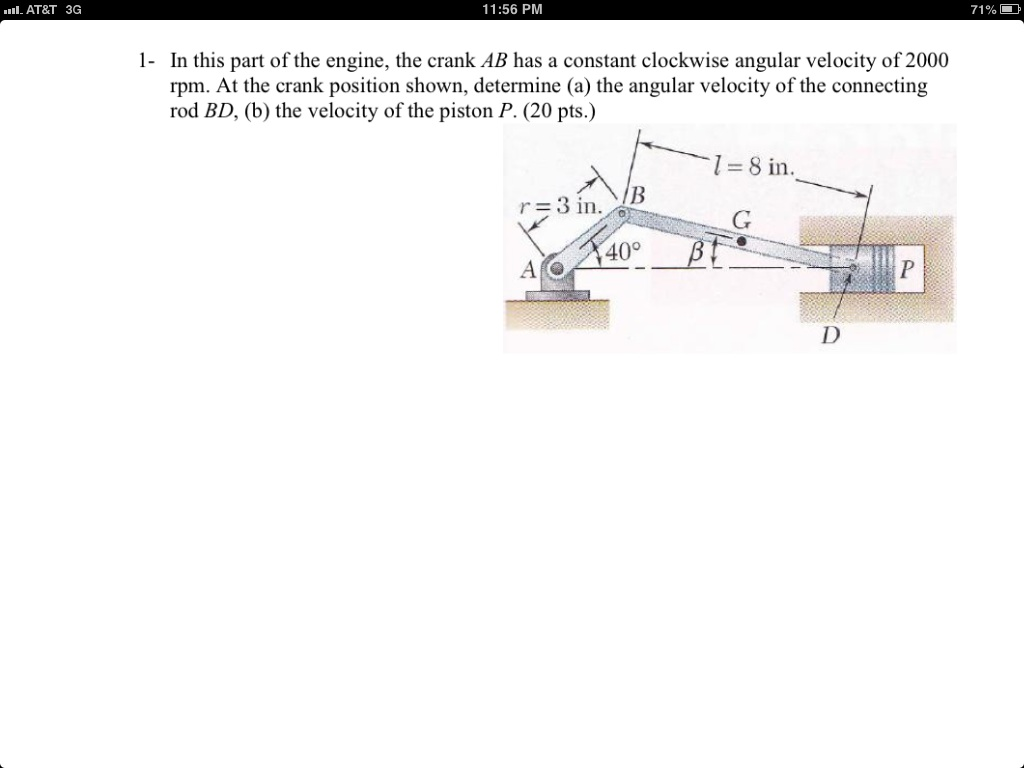how to find angular velocity from rpm