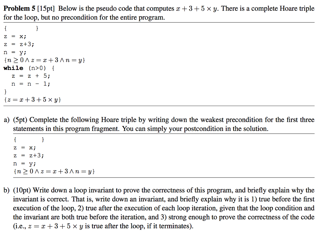 Five programming problems every Software Engineer should be able to solve in less than 1 hour