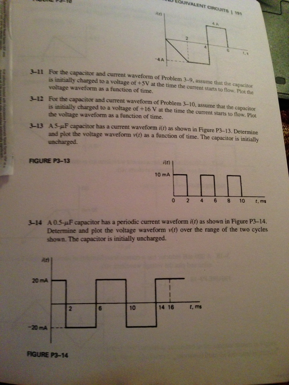 Doing ques 3-14 on image. Need to see graph and ho