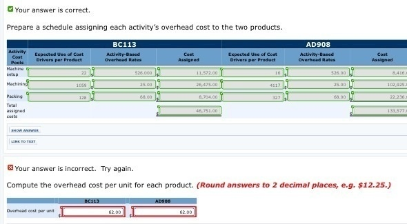 """need of cost accounting 1 chapter i the need for cost information  accounting"""" but this usually means  an over emphasis on total cost as we shall  hoc system than cost accounting."""