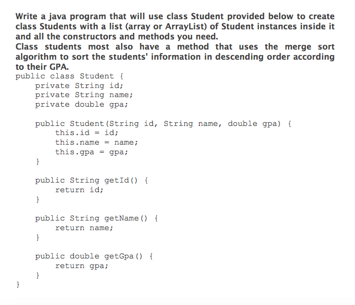 Java - Object and Classes