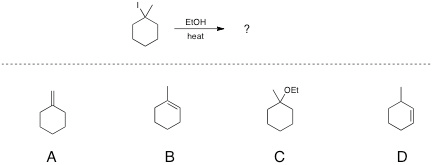 Which compound is NOT expected to be present in th