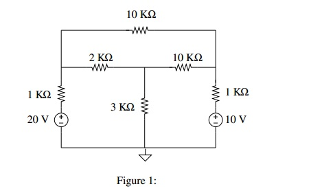 1. PLA-1 - Node Voltages Method: (a) How many esse