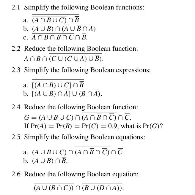 Boolean Functio... C- Boolean Function Examples