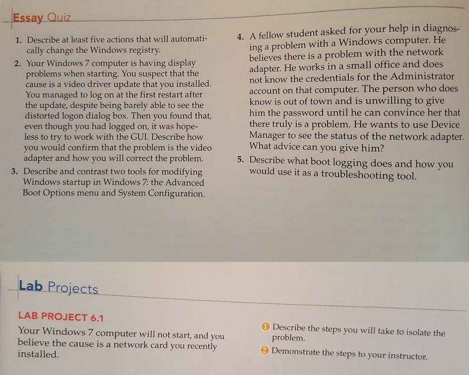 Essay Help! Please & thanks!?