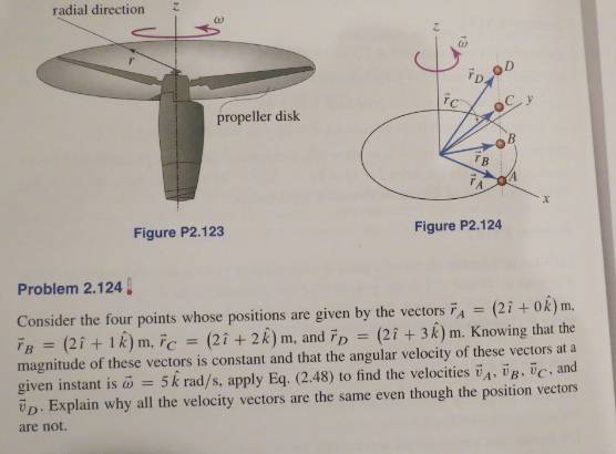 Figure P2.123 Figure P2.124 Consider the four po