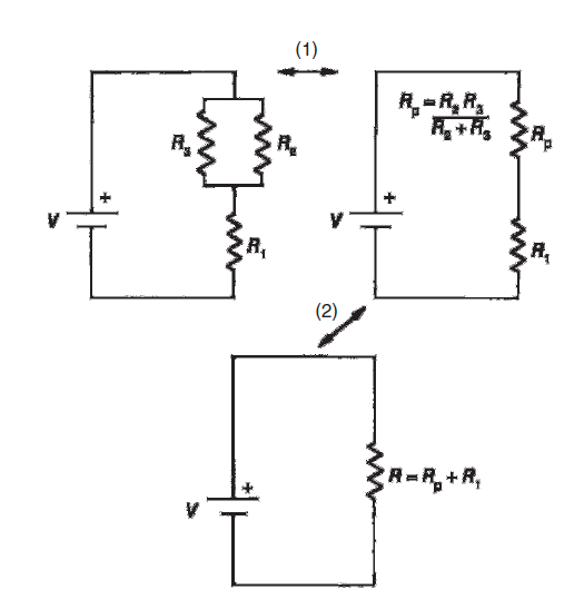 solved  for the circuit in fig  23 3  v 5 12 v  r1 5 4 v