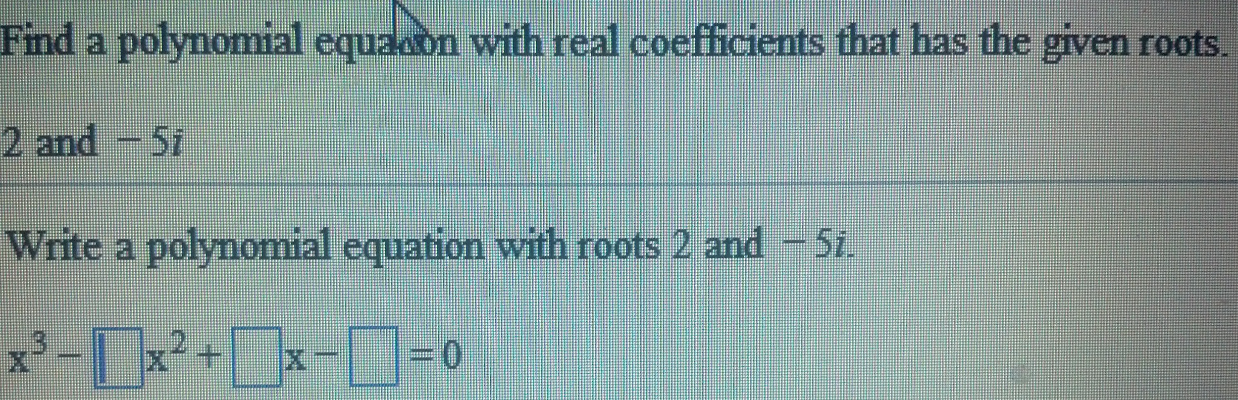 how to find roots of a polynomial in matlab