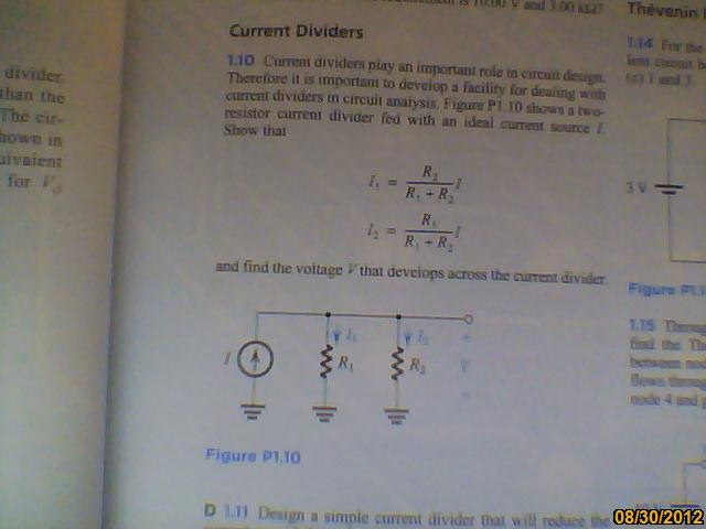 Current dividers play an important role in circuit