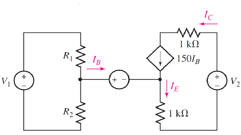 Please help!!! For the circuit of Fig. 3.54 (which