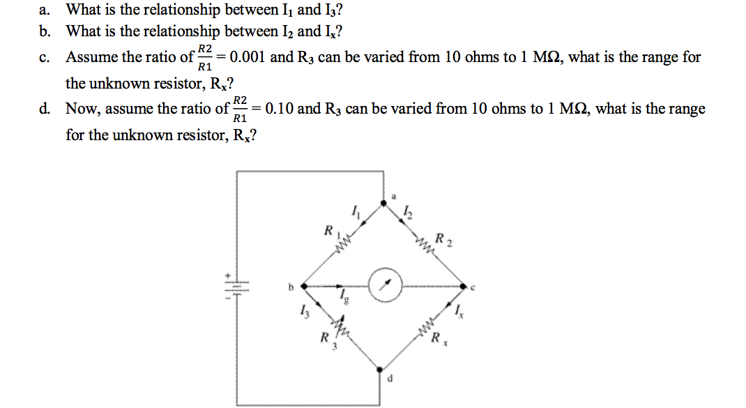 What is the relationship between Ii and I3? What i