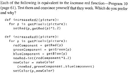 Solved: 1  # Use Python To Write Function Named AdjustRedP