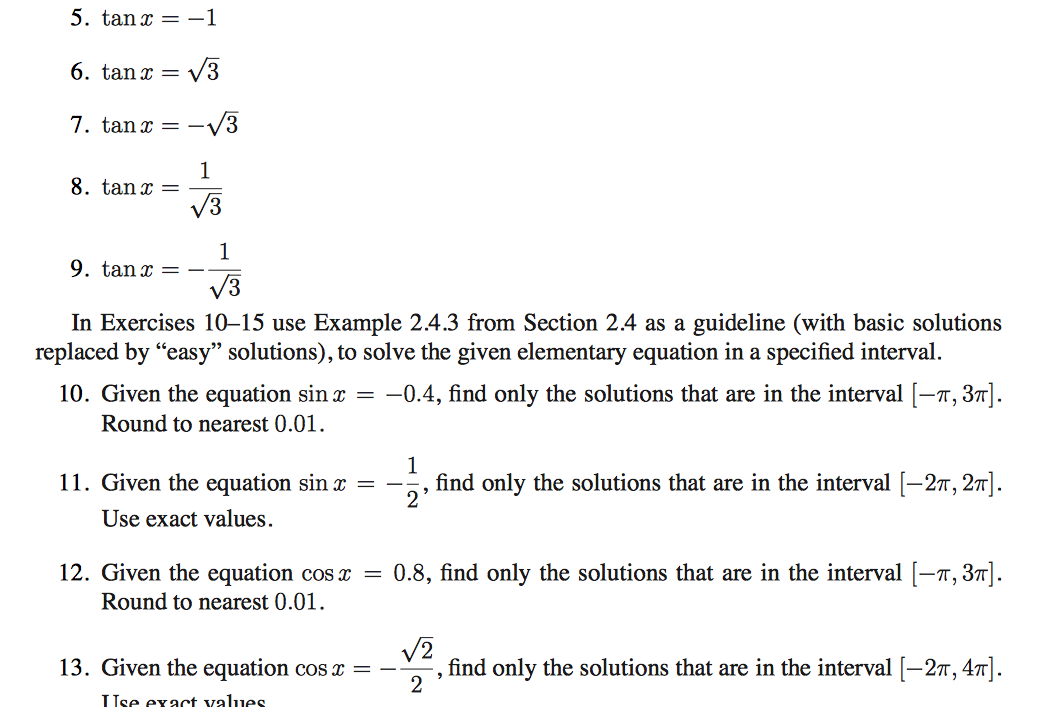 how to solve 2 cosx 2