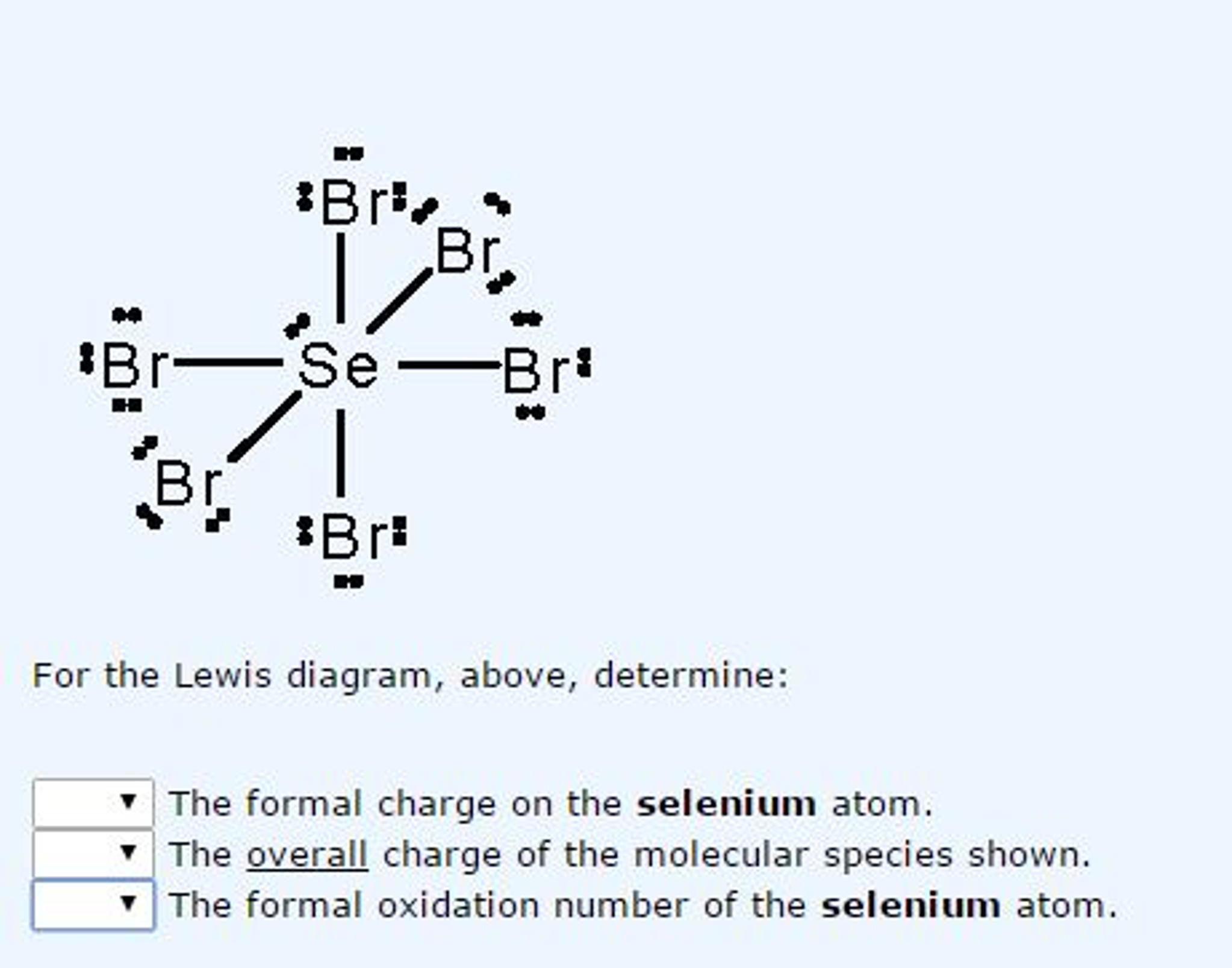 Chemistry archive november 12 2016 chegg for the lewis diagram above determine the form pooptronica