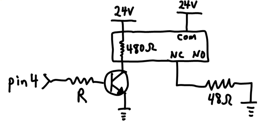 solved  arduino problem  you wish to use the 2n3904 bjt as