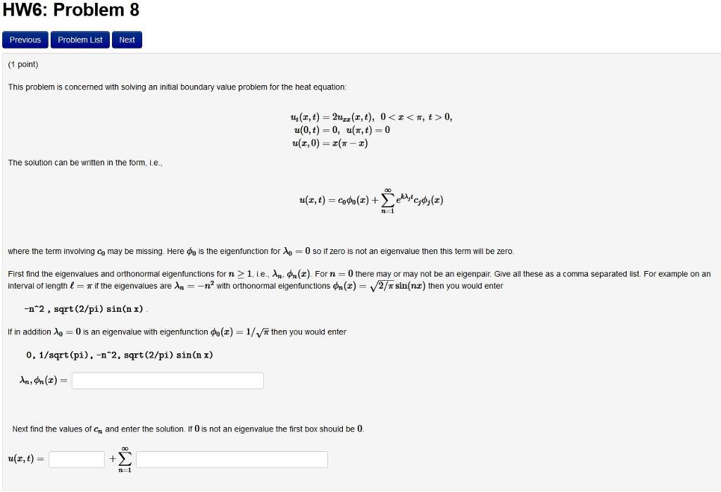Advanced Math Archive | March 27, 2018 | Chegg.com