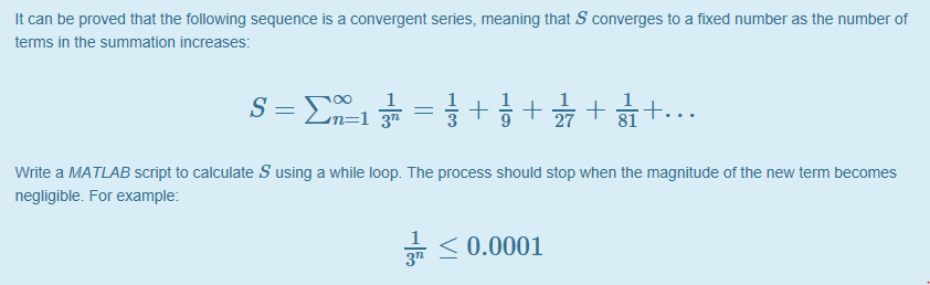Solved: It Can Be Proved That The Following Sequence Is A