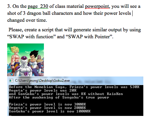On The Page 230 Of Class Material Power Point, You