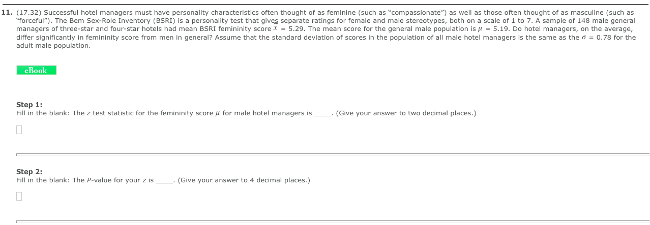Statistics and probability archive december 06 2015 chegg successful hotel managers must have personality ch fandeluxe Image collections