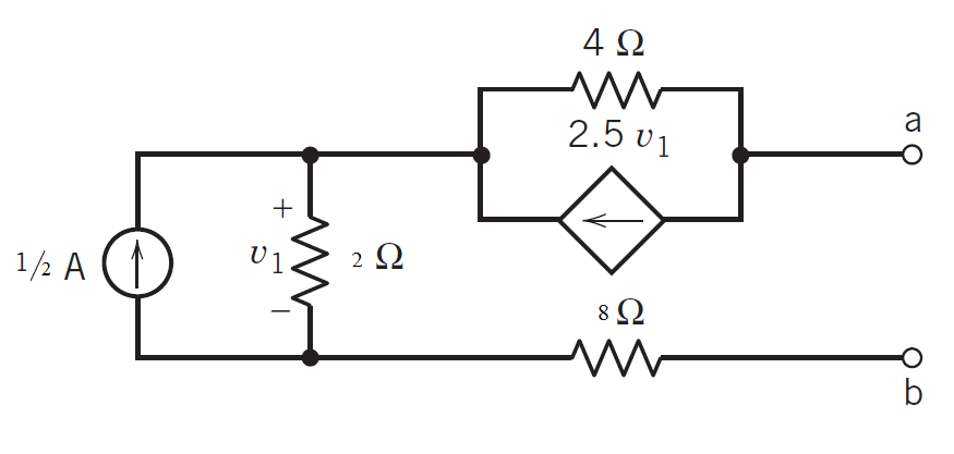 solved  norton and thevenin equivalent circuits 1  what is