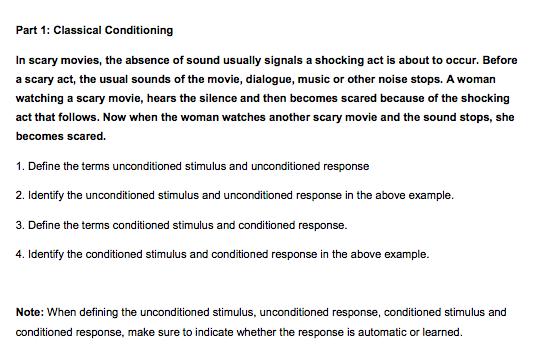 6. 1 classical conditioning yas psych txtbk.