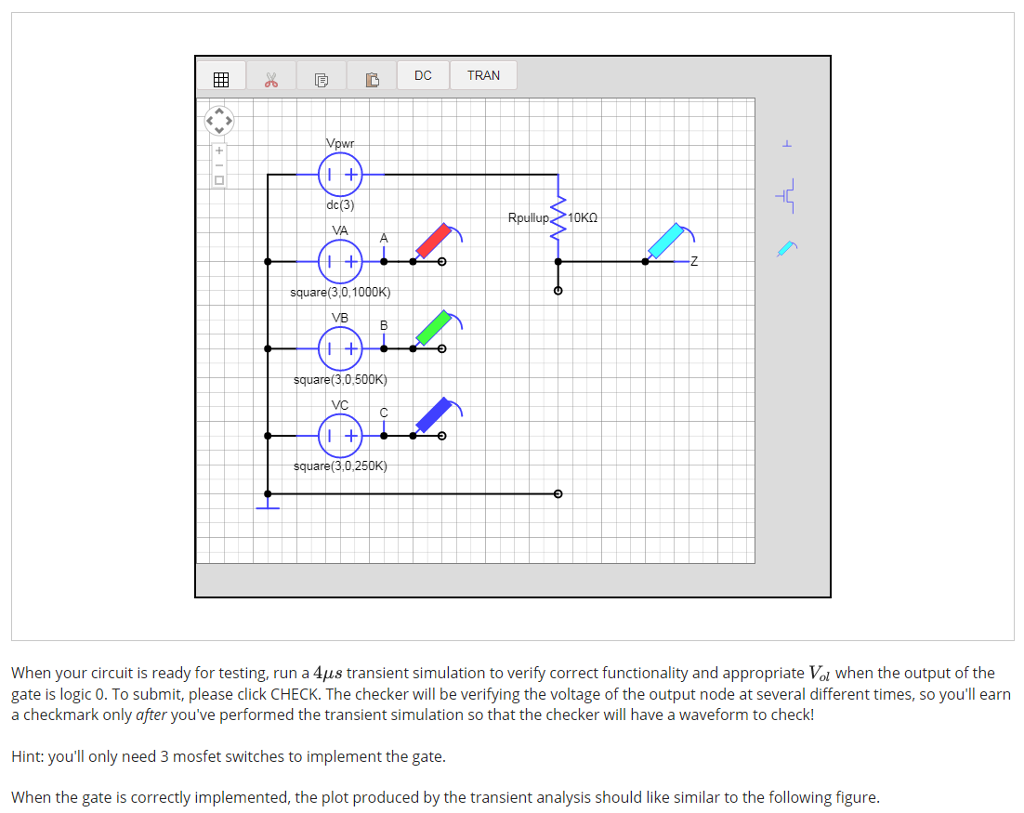 Solved Your Goal For This Lab Is To Design A Circuit That Logic Gate Diagrams See More Show Transcribed Image Text Implements 3 Input Zca B Where The