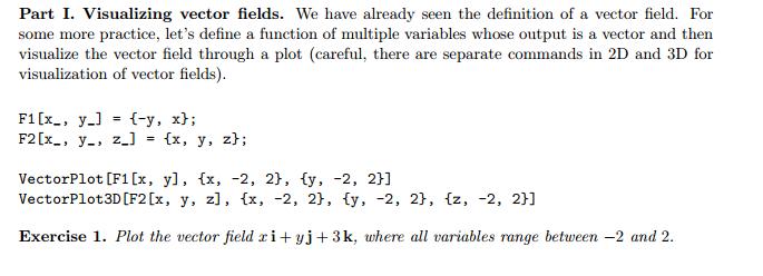 Wolfram Mathematica Question  Please Answer Exerci    | Chegg com