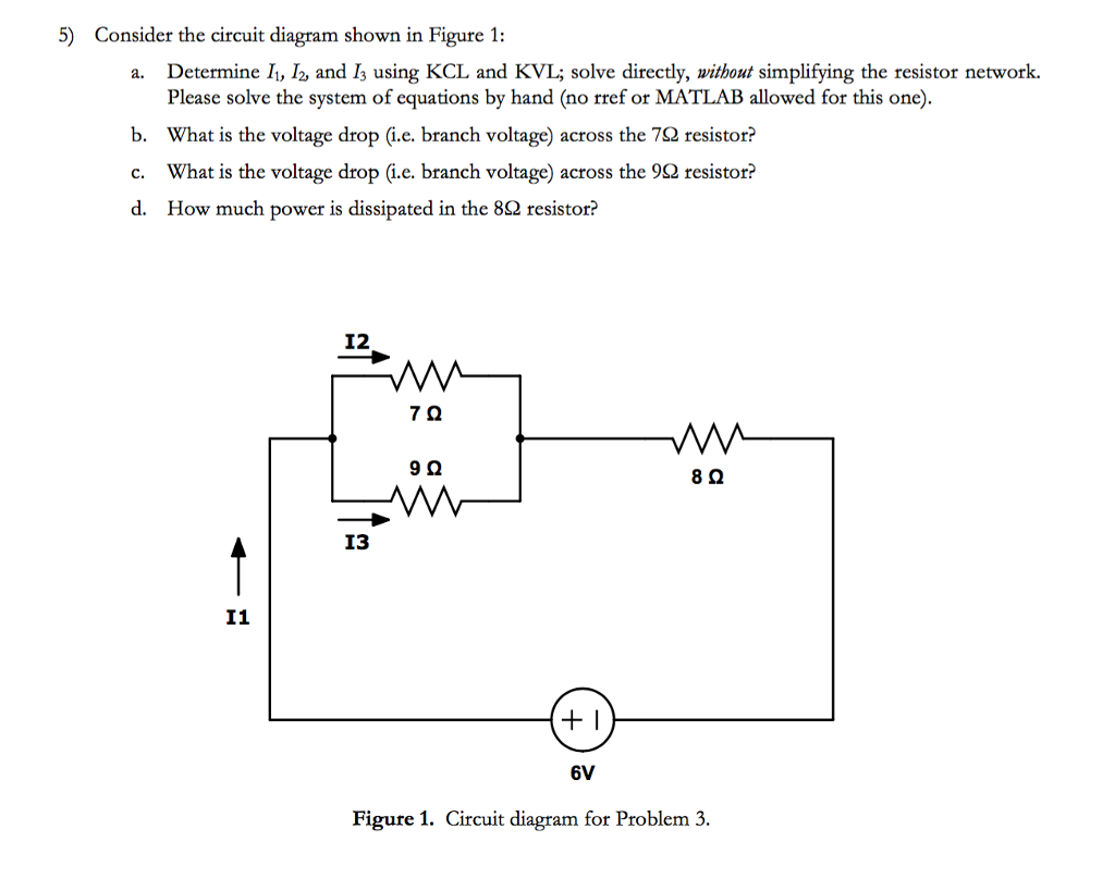 Year 9 Circuit Diagrams Trusted Schematics Diagram Grade Photos Solved Consider The Shown In Figure 1 De Parallel