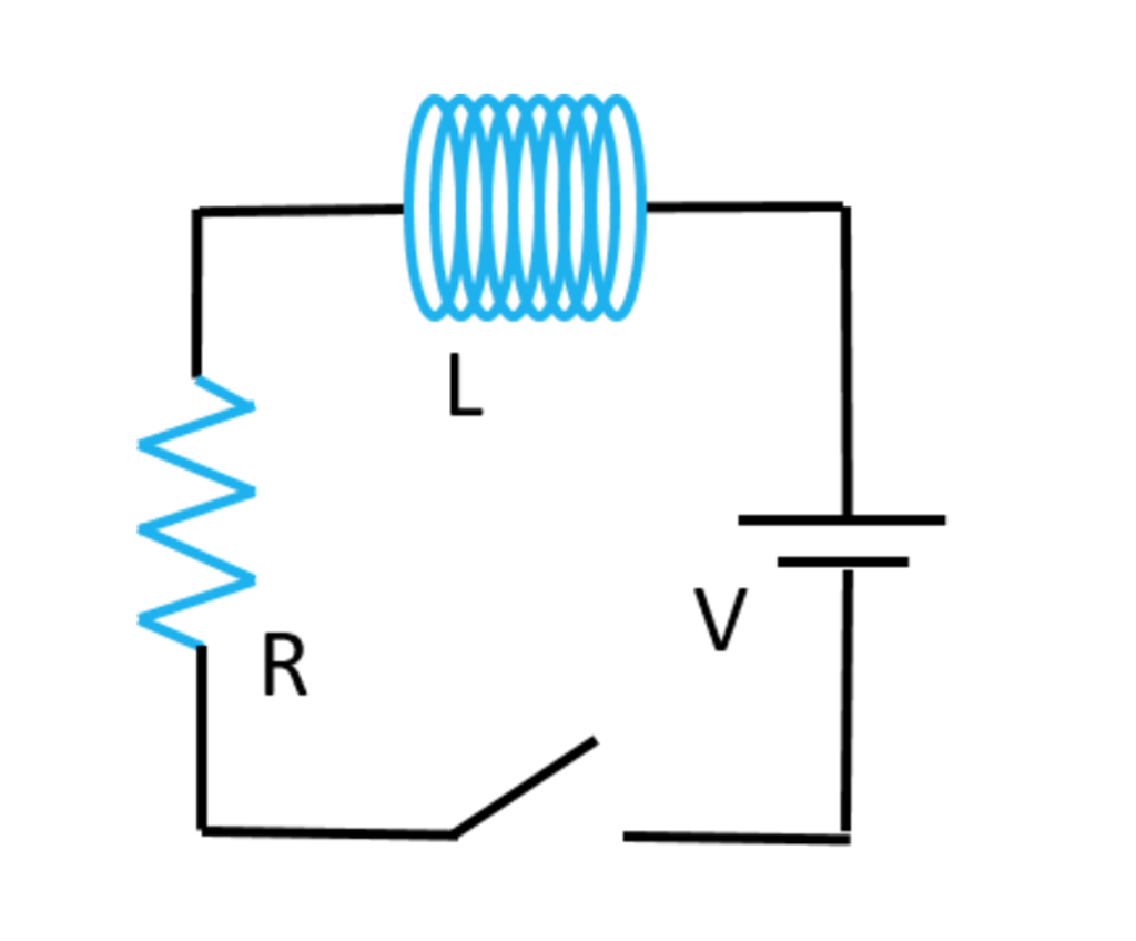 Solved: RL Circuits A Circuit With An Inductor (L = 5.1 MH ...