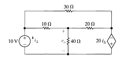 node voltage method examples pdf