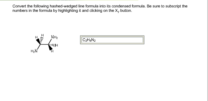 Solved: Convert The Following Hashed-wedged Line Formula I
