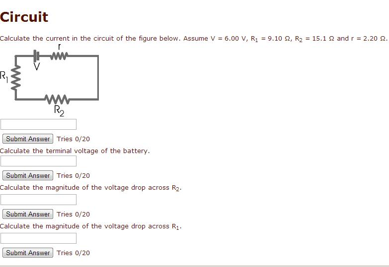 Circuit Measures Battery Capacity Figure 1