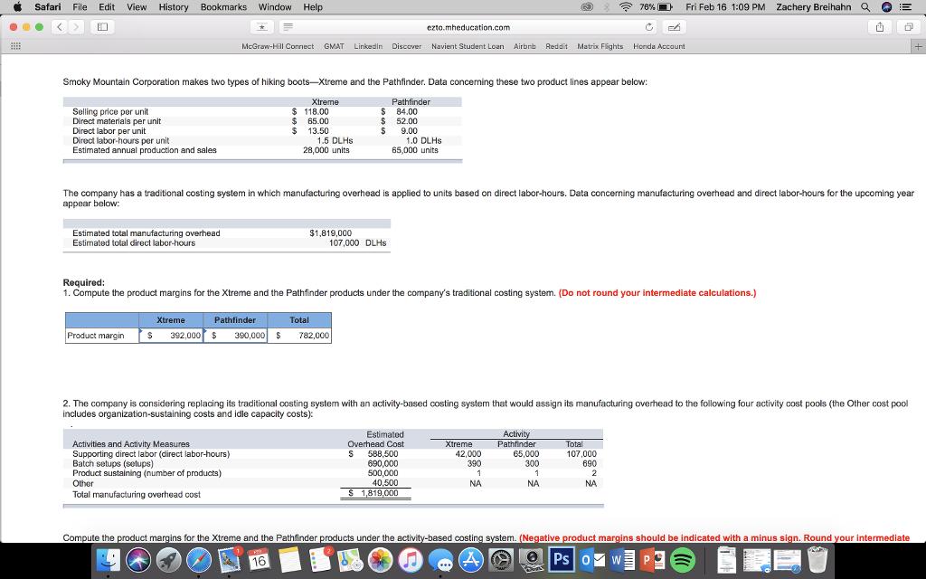 Solved: I Safari File Edit View History Bookmarks Window H