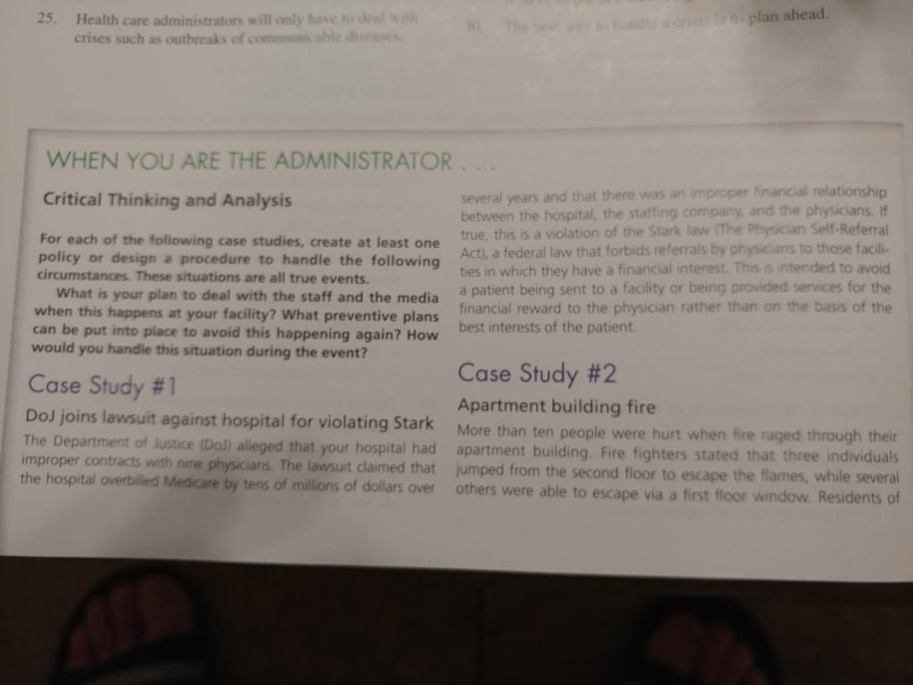 Menu For Olive Garden: Solved: Read Case Study #1, #2, #3 (Page 202-203) For Each