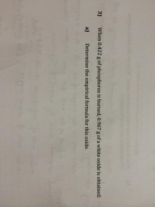 Paraffin mass homework help
