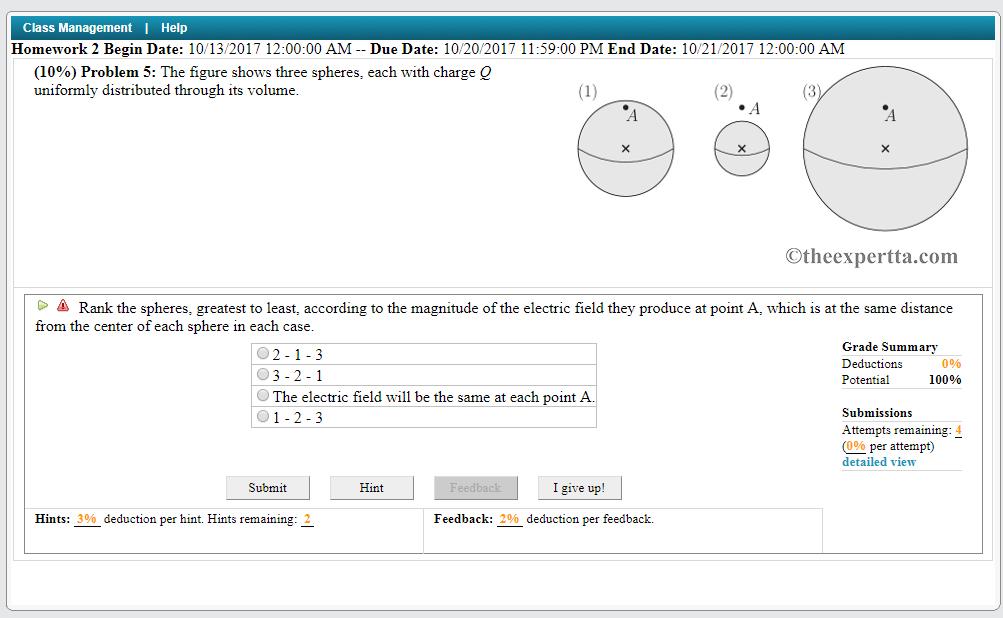 Solved: Class Management Help Homework 2 Begin Date: 10/13 ...