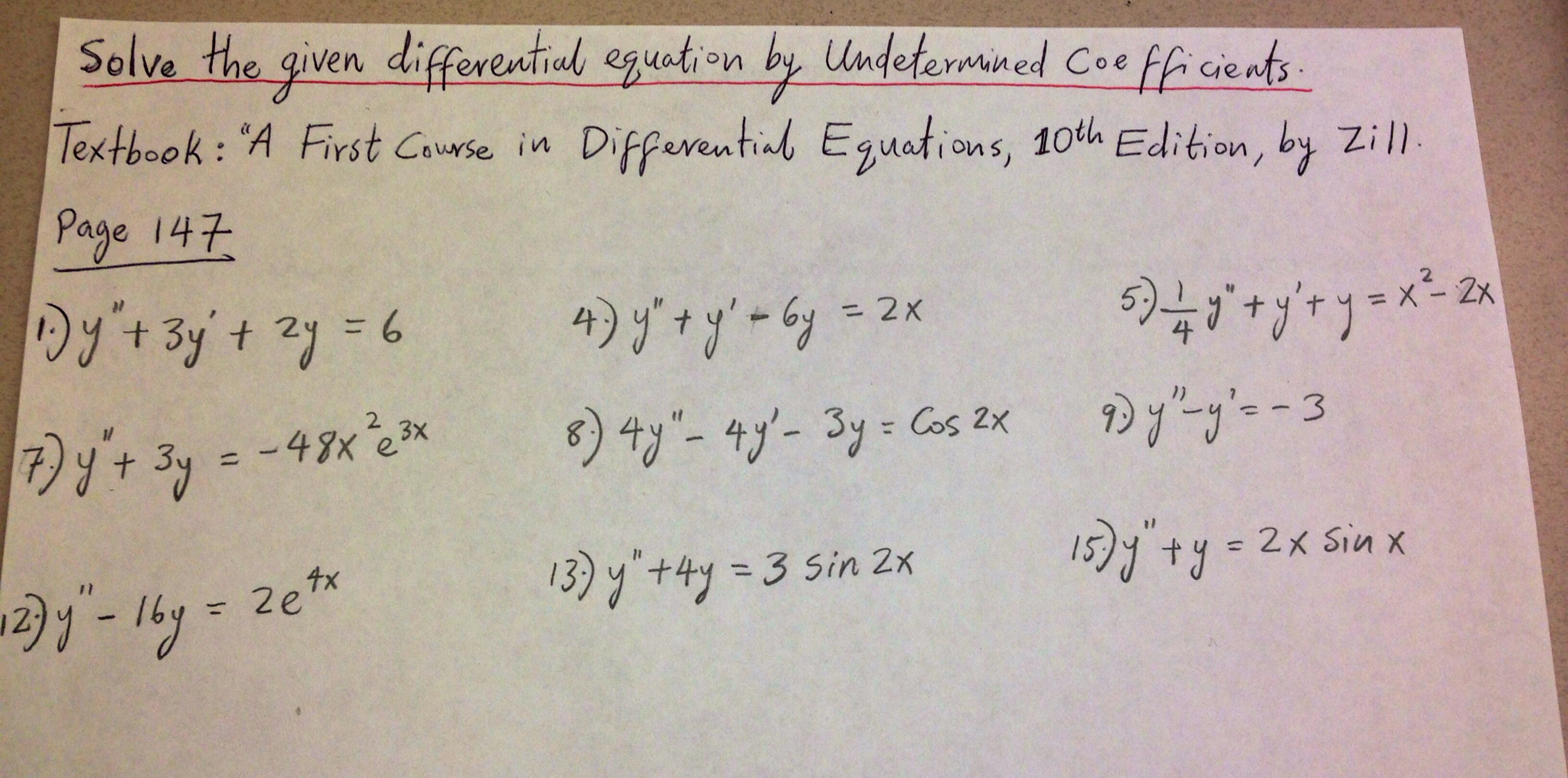 partial differential equations homework solutions strauss