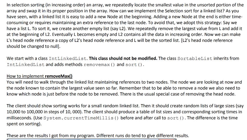 Public Class Asgn04 { Static Final Random Rand = N    | Chegg com