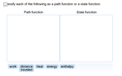 Is Distance Travelled A State Function